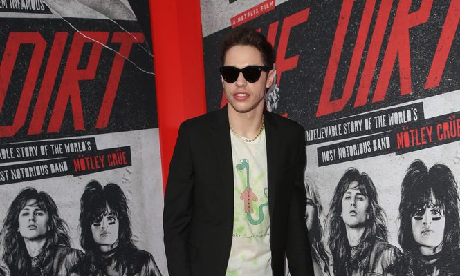 Cupid's Pulse Article: New Celebrity Couple: Pete Davidson & Kaia Gerber Are Dating