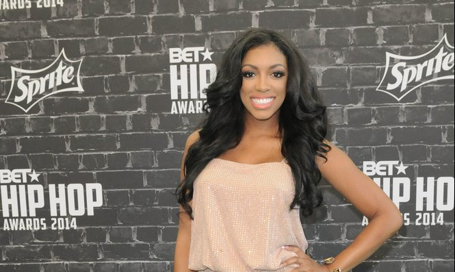 Cupid's Pulse Article: Celebrity Couple News: 'Real Housewives of Atlanta' Star Porsha Williams & Dennis McKinley Back Together After One Month Split