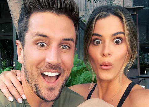 Cupid's Pulse Article: Celebrity Wedding: 'Bachelorette' JoJo Fletcher & Jordan Rodgers Get Engaged … Again
