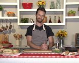 Celebrity Interview: Chef Byron Talbott Talks Lunch Foods & Date Night Desserts