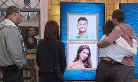 Cupid's Pulse Article: Celebrity News: A Showmance Dominates 'Big Brother' and Crowns a Winner