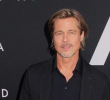 New Celebrity Couple: Brad Pitt Is Dating Jewelry Designer Sat Hari Khalsa
