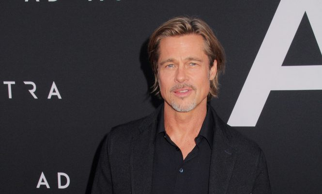 Cupid's Pulse Article: Celebrity Break-Up: Brad Pitt & Nicole Poturalski Split After Brief Romance