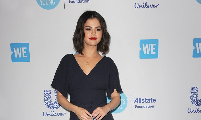 Cupid's Pulse Article: Single Celebrities: Selena Gomez Clarifies Relationship Status After Being Spotted with Ex