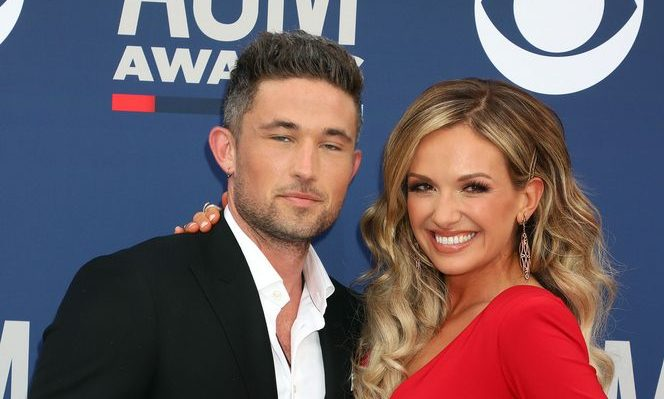 Cupid's Pulse Article: Celebrity Wedding: Country Singers Carly Pearce & Michael Ray Marry After 1 Year of Dating