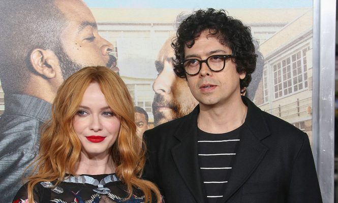 Cupid's Pulse Article: Celebrity Break-Up: Christina Hendricks & Geoffrey Arend Split After 10 Years of Marriage