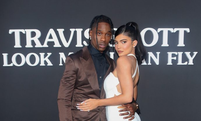Cupid's Pulse Article: Celebrity News: Kylie Jenner & Travis Scott Will Spend Christmas Together for Daughter Stormi