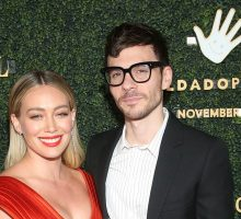 Celebrity News: Matthew Koma Calls Hilary Duff 'Wife' Sparking Marriage Rumors