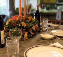 Food Tips: Healthy Thanksgiving Meal Alternatives