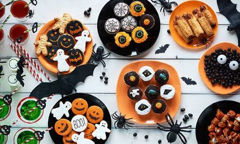 Food Trend: Fun Halloween-Inspired Desserts