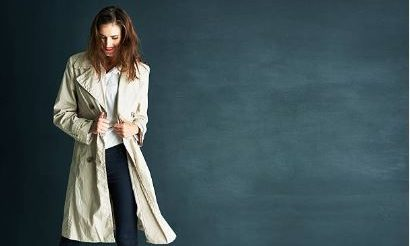 Cupid's Pulse Article: Fashion Tip: Incorporate Trench Coats into your Holiday Wardrobe