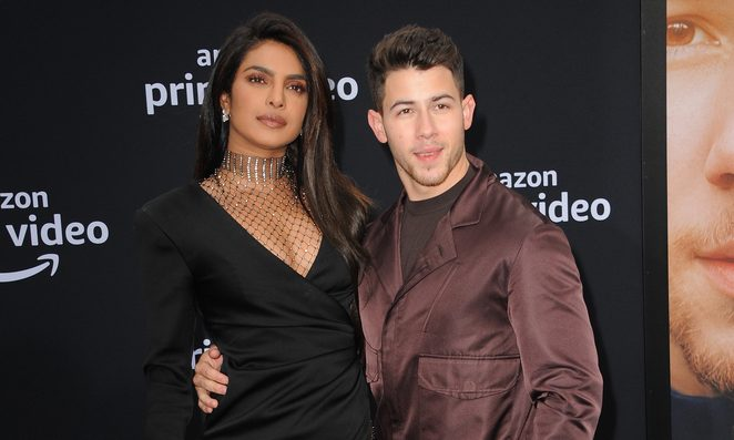 Cupid's Pulse Article: Celebrity Couple News: Nick Jonas & Priyanka Chopra Spend 'Magic' Sunday Horseback Riding on the Beach