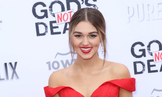 Cupid's Pulse Article: Celebrity Wedding: 'Duck Dynasty' Star Sadie Robertson Marries Christian Huff 5 Months After Engagement