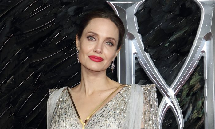 Cupid's Pulse Article: Celebrity News: Angelina Jolie Has Been On a 'Few Dates' Amid Divorce from Brad Pitt