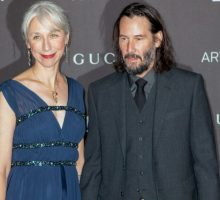 Celebrity Couple News: Keanu Reeves & Girlfriend Alexandra Grant 'Have Been Dating for Years'