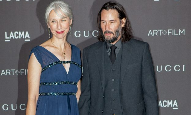Cupid's Pulse Article: Celebrity Couple News: Keanu Reeves & Girlfriend Alexandra Grant 'Have Been Dating for Years'