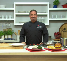 Celebrity Interview: Applebee's Master Chef Stephen Bulgarelli