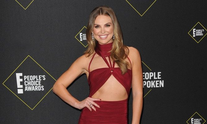 Cupid's Pulse Article: Celebrity News: 'DWTS' Winner and Former 'Bachelorette' Hannah Brown May Be on Peter Weber's 'Bachelor' Season.