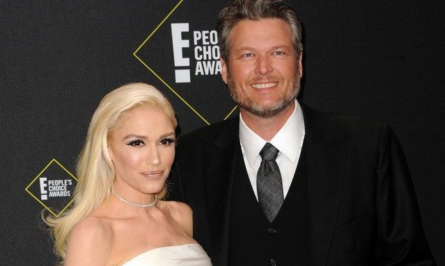 Cupid's Pulse Article: Celebrity Couple Blake Shelton & Gwen Stefani Drop New Song 'Happy Anywhere'