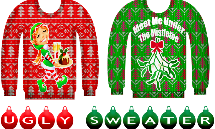 Cupid's Pulse Article: Fashion Trends: Ugly Christmas Sweater Outfit Ideas