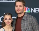 Celebrity News: Justin Hartley Brings Daughter to Critics Choice Awards Amid Divorce