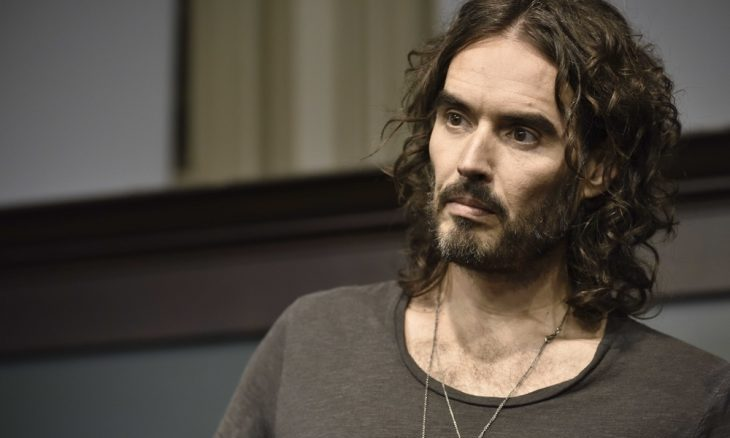 Cupid's Pulse Article: Celebrity News: Russell Brand Talks About 'Heartbreak' After Katy Perry Baby News