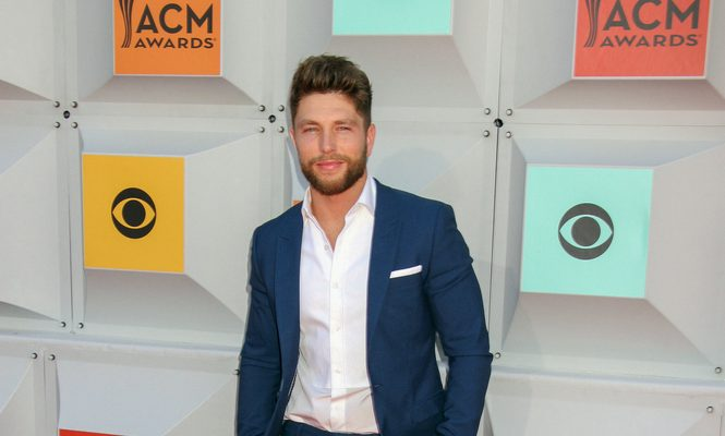 Cupid's Pulse Article: Celebrity News: Chris Lane Reveals Quarantine Has Strengthened Relationship with Lauren Bushnell
