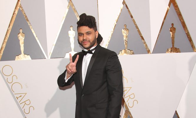Cupid's Pulse Article: Celebrity News: Is The Weeknd's New Album All About Bella Hadid?