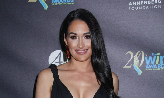 Cupid's Pulse Article: Celebrity Baby News: Nikki Bella Gives Birth to 1st Child with Artem Chigvintsev