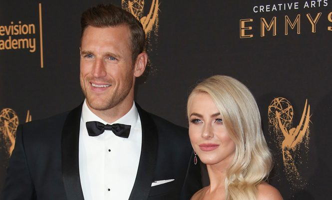 Cupid's Pulse Article: Celebrity Exes: Brooks Laich Steps Out Without Wedding Ring After Julianne Hough Split