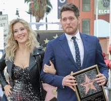 Celebrity Marriage: Michael Buble's Wife Luisana Lopilato Defends Their Marriage After Fans Slam Him for Elbowing Her
