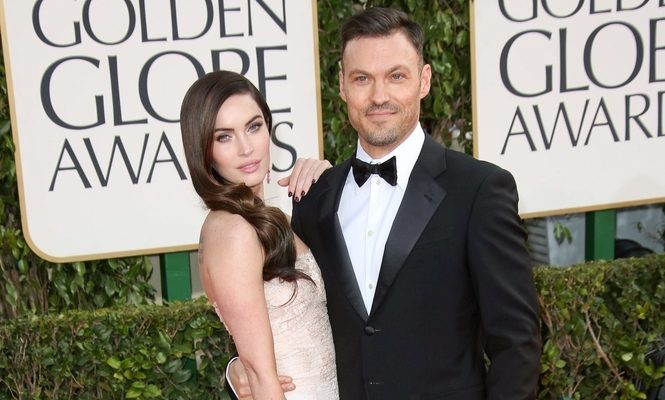 Cupid's Pulse Article: Celebrity News: Brian Austin Green Shares Cryptic Post After Wife Megan Fox is Spotted with Machine Gun Kelly