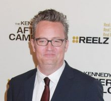 Celebrity News: 'Friends' Star Matthew Perry Is Getting Back Into Online Dating After Molly Hurwitz Split