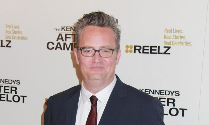 Cupid's Pulse Article: Celebrity News: 'Friends' Star Matthew Perry Is Getting Back Into Online Dating After Molly Hurwitz Split