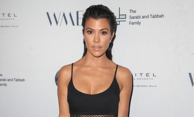 Cupid's Pulse Article: Celebrity News: Kourtney Kardashian Says She Has 'Responsibility' to Teach Kids About White Privilege