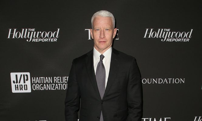 Cupid's Pulse Article: Celebrity Baby News: Anderson Cooper Welcomes 1st Child Via Surrogate