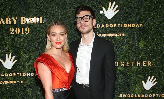 Cupid's Pulse Article: Celebrity Couple News: Hilary Duff Shares Heartfelt Tribute to Matthew Koma on Engagement Anniversary