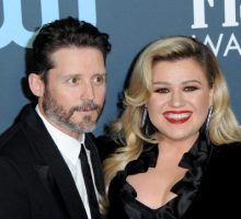 Celebrity Break-Up News: Kelly Clarkson Is Sued by Father-in-Law's Company Amid Divorce