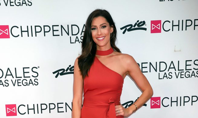 Cupid's Pulse Article: Celebrity News: 'Bachelorette' Becca Kufrin Doesn't Know Relationship Status with Garrett Yrigoyen After His Pro-Cop Remarks
