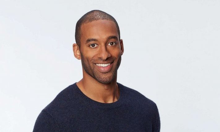Cupid's Pulse Article: Celebrity News: 'The Bachelor' Names Matt James as First Black Male Lead