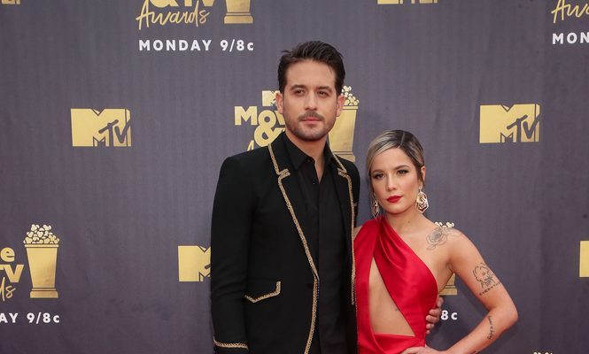 Cupid's Pulse Article: Celebrity Exes: G-Eazy Had 'Creative Breakthrough' After 'Toxic' Halsey Relationship