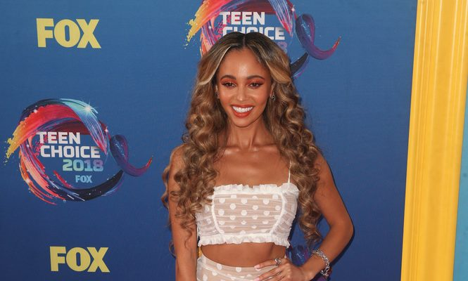 Cupid's Pulse Article: Celebrity Break-Up: 'Riverdale' Star Vanessa Morgan & Michael Kopech Split Days After Announcing Pregnancy