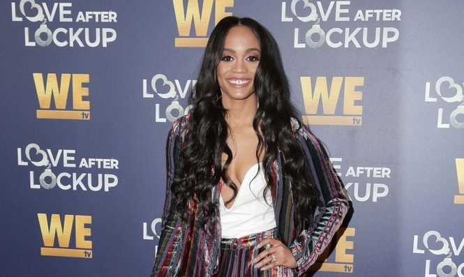 Cupid's Pulse Article: Celebrity News: Rachel Lindsay Calls Garrett Yrigoyen a 'Piece of Sh*t' Amid Becca Kufrin Split Rumors