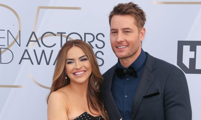Cupid's Pulse Article: Celebrity Break-Up: Justin Hartley Isn't Concerned About Ex Chrishell Stause's Drama