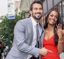 Celebrity Couple News: Former 'Bachelorette' Rachel Lindsay Celebrates 1 Year Anniversary with Bryan Abasolo