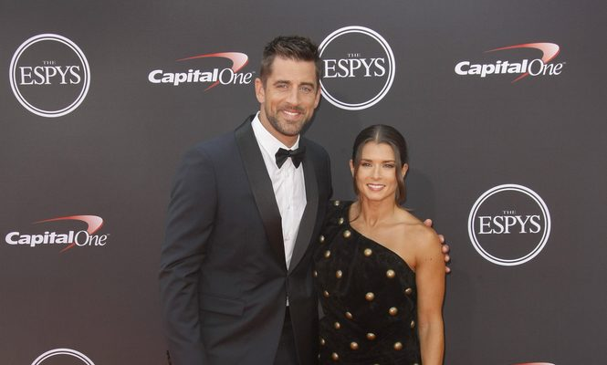 Cupid's Pulse Article: Celebrity Break-Up: Danica Patrick Is Doing 'Emotional Therapy' After Aaron Rodgers Split