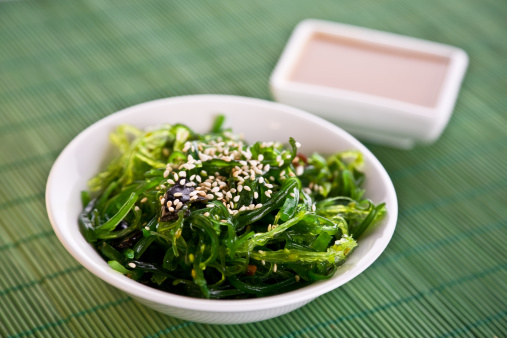 Cupid's Pulse Article: Food Trend: What's the Deal with Seaweed?