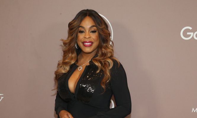 Cupid's Pulse Article: Celebrity Wedding: Niecy Nash Says Marrying Jessica Betts Wasn't Coming Out