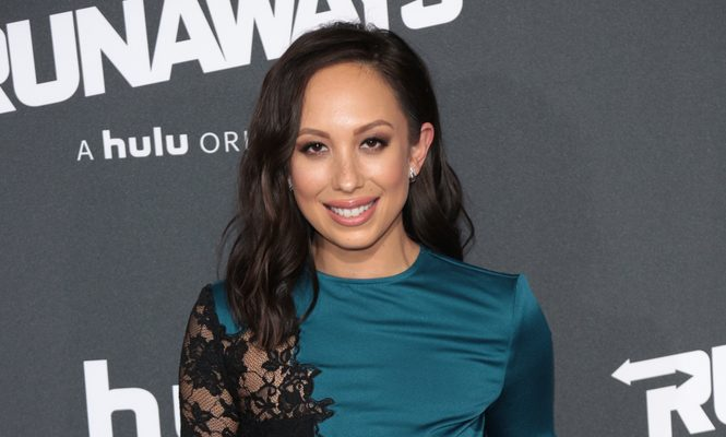 Cupid's Pulse Article: Celebrity Couple News: 'DWTS' Pro Cheryl Burke Says Husband Matthew Lawrence Is Her 'Rock' Amid Sobriety Journey