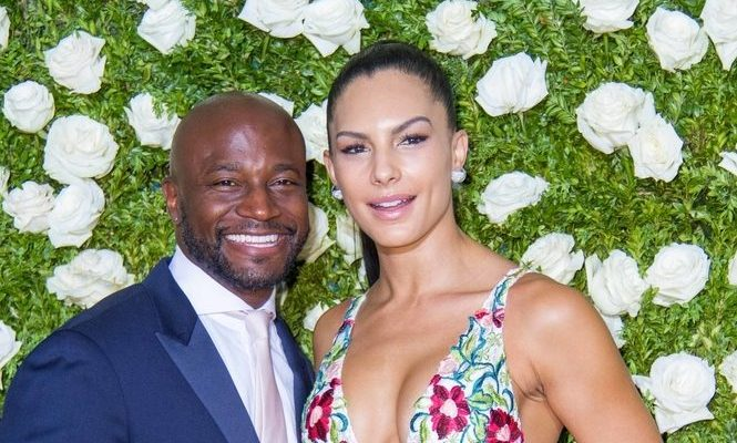 Cupid's Pulse Article: Celebrity News: Amanza Smith Says Ex Taye Diggs Supported Her & Kids for 5 Years